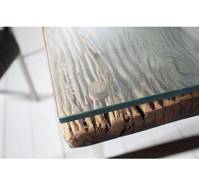 CHLOE DESIGN Plateau en verre - 240