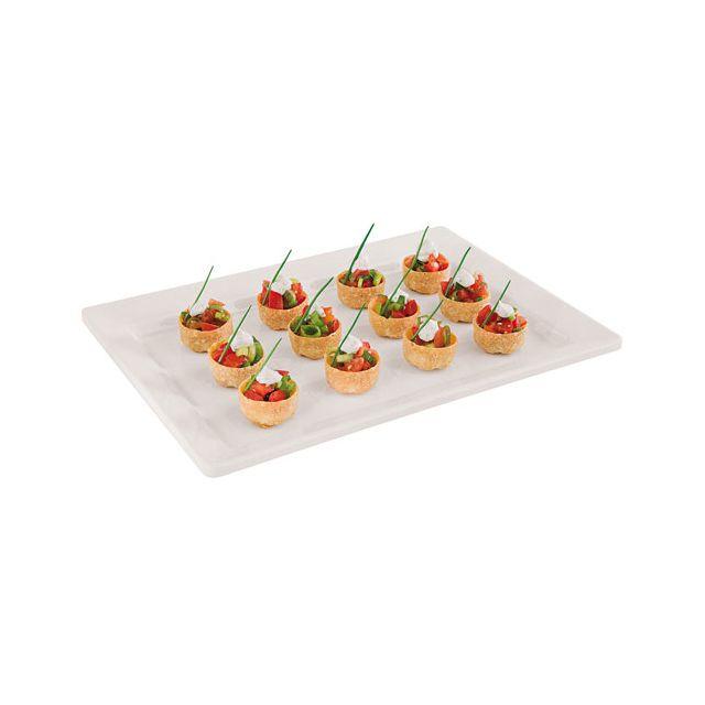 paderno plateau sushi melamine 30x21cm ustensiles japonais pas cher achat vente. Black Bedroom Furniture Sets. Home Design Ideas