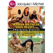 Jacquie Et Michel - Maman Mathilde vous recoit - Dans le bois derriere le camping