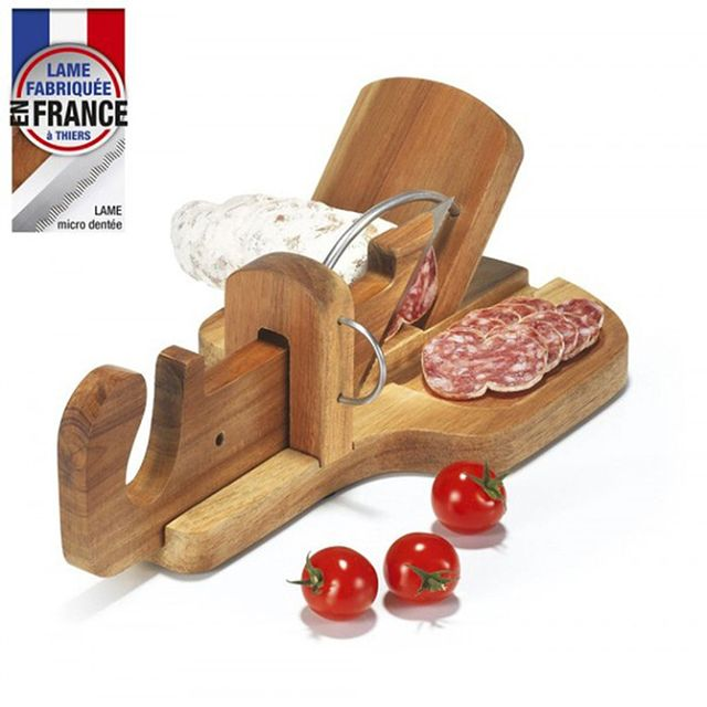 TABLEANDCOOK guillotine à saucisson - aperi fun
