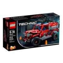 Lego - 42075 Technic - Véhicule de premier secours