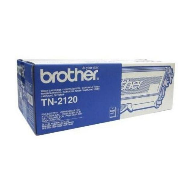 Totalcadeau Toner Brother Tn-2120 Hl-2140/50N/70W pour imprimante laser Brother