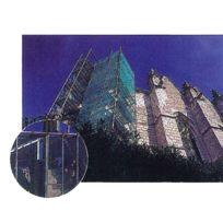 CORDERIE MESNARD - Filet de ravalement blanc 20 m x 3 m -FSRV050320B