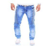Kc 1981 - Jeans fashion homme Kc1981 106 Bleu