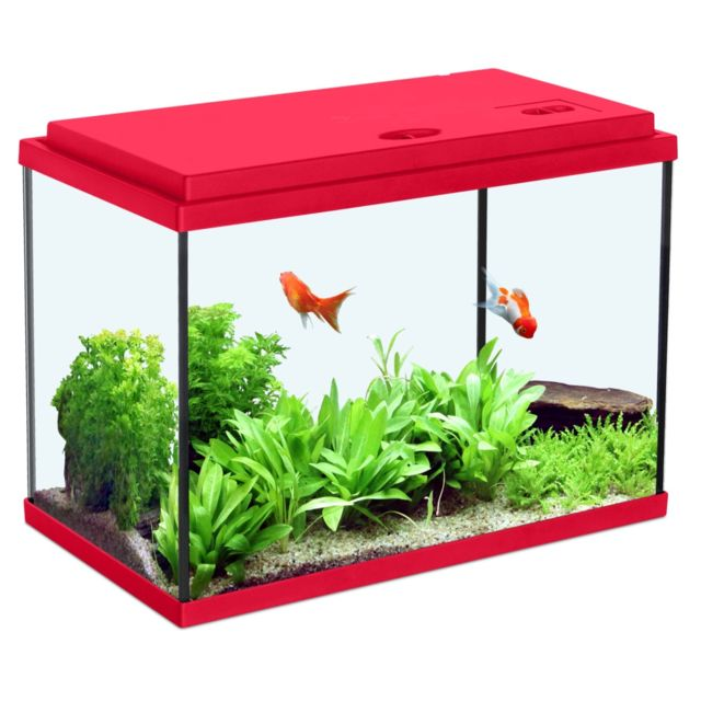 Zolux Aquarium Nanolife Kidz 40 Rouge 18L