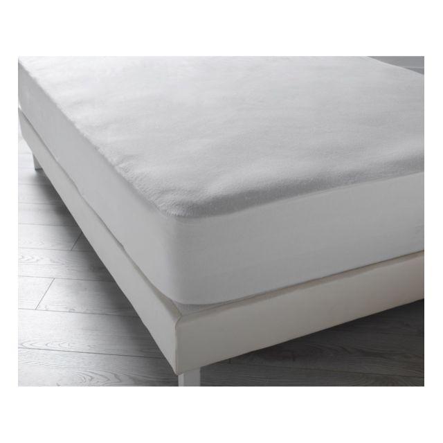 la clef a marques prot ge matelas imperm ables et anti acariens 90 x 190 cm pas cher achat. Black Bedroom Furniture Sets. Home Design Ideas