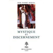 Beauchesne - Mystique et discernement