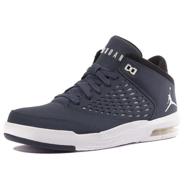 taille 40 cab65 79481 Flight Origin 4 Homme Chaussures Bleu Jordan Multicouleur 42.5