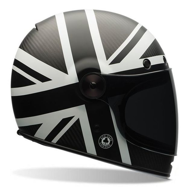 BELL - Bullitt Carbon Ace Black Jack Noir - XS