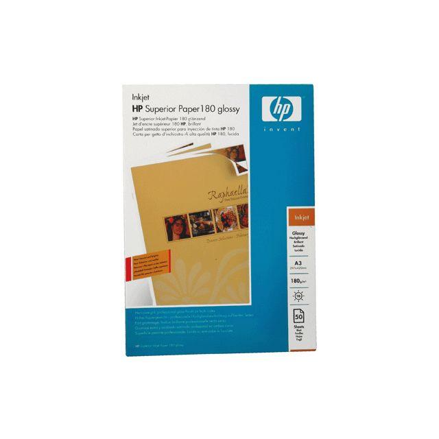 hp papier photo glac recto verso a3 paquet de 50. Black Bedroom Furniture Sets. Home Design Ideas
