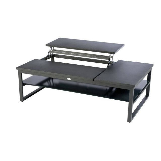 HESPERIDE - Table basse San Rafael pour salon de jardin ...