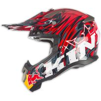 Kini Red Bull - Revolution - Casque intégral - rouge