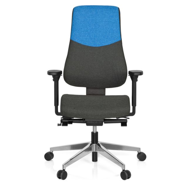 Hjh Office Chaise De Bureau Chaise Pivotante Pro Tec 600 Tissu