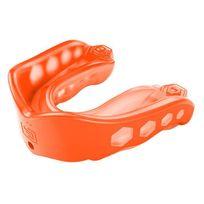Shock Doctor - Protege Dents Gel Max Orange Adulte