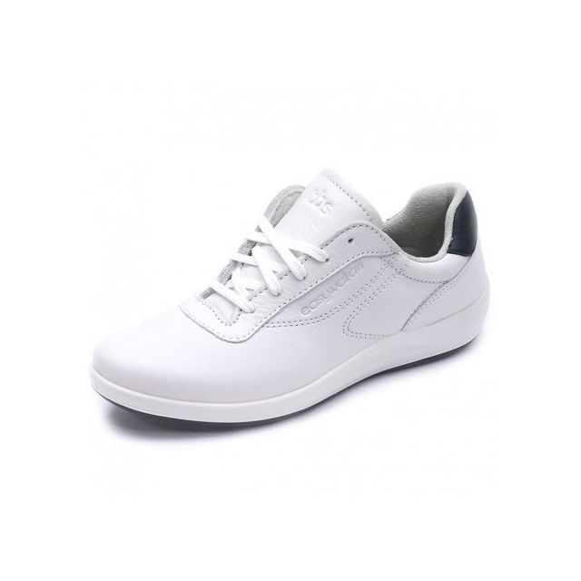 Cuir Pas Tbs Blanc Cher Marche Anyway Achat Chaussures Femme De SGqMpUzLV