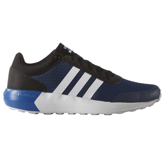 brand new db8dd b51cd Adidas - Cloudfoam Race Chaussure Homme - Taille 44 2 3 - Bleu - pas cher  Achat   Vente Baskets homme - RueDuCommerce