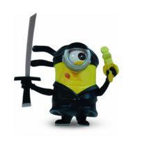 Mtw Toys - Figurine Moi, Moche et Méchant 2 - 5 cm : Minion Ninja