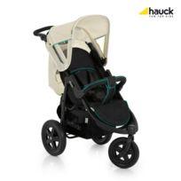 Hauck - Poussette Viper 3 roues Noir Beige