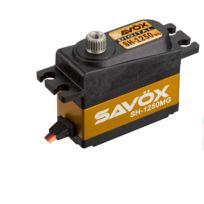 Savox - SERVO MINI SH-1250MG 4,6kg.cm/6V