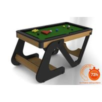 Billard 5ft Supersize Noir