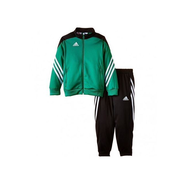8f1c4754bce41 Adidas originals - Sere14 Garçon Survêtement Entrainement Vert Adidas