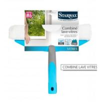 Starwax - Combine lave-vitres