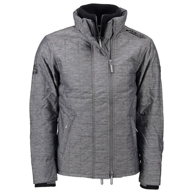 Superdry Quilted Athletic Windcheater Doudoune Homme