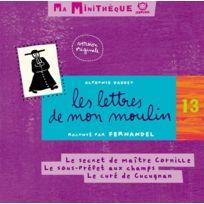 - Enfants - Ma Minitheque Vol. 13 - les Lettres de mon Moulin Vol. 1 par Fernandel