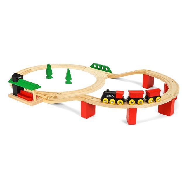 Brio Train : Circuit tradition deluxe