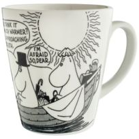 Petit Jour Paris - Grand mug I'm afraid Moomin - Petit Jour