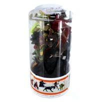 Papo - Figurines fantastiques : Tube de 12 mini figurines