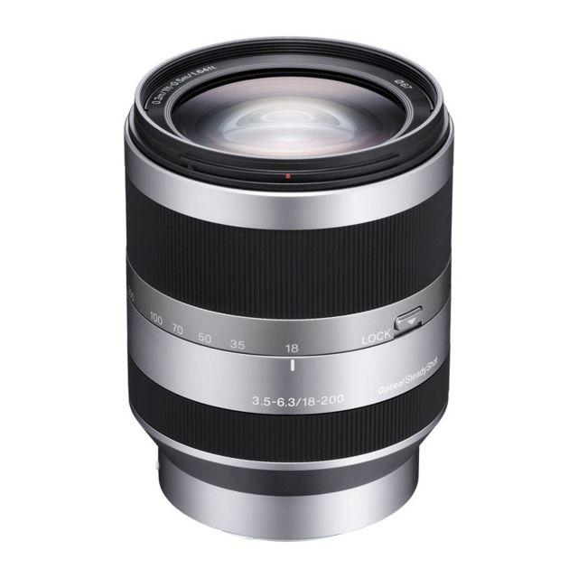 Sony Objectif Sel E 18-200 mm f/3,5-6,3 Oss