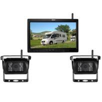 BEEPER - Caméra de recul sans fil camping car RWEC100X2