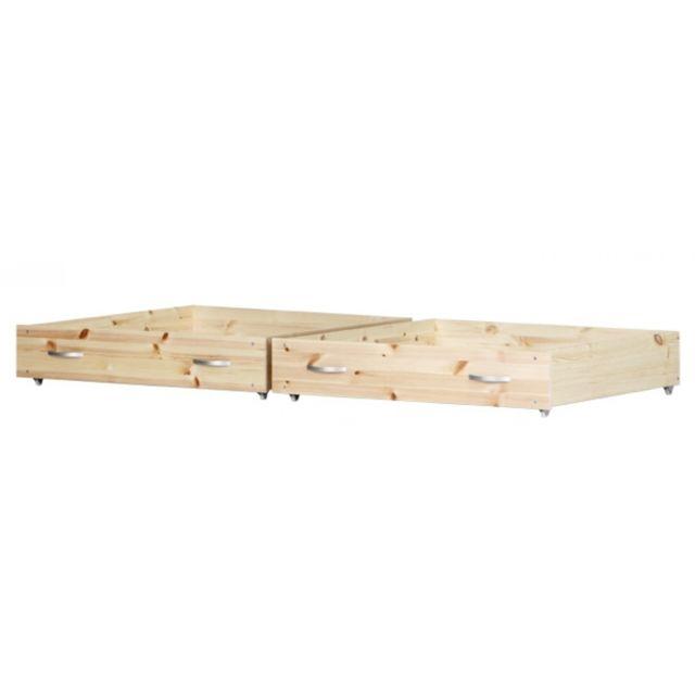 Flexa Deux tiroirs de rangement Basic