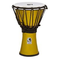 "Toca - Freestyle Colorsound 7"" Metallic Yellow Tfcdj-7MY"