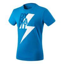Dynafit - T-shirt Graphic manche courte bleu blanc
