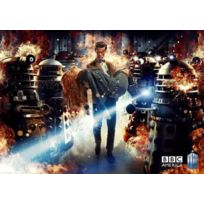 Pyramid - Doctor Who Poster Doctor and Amy 61 x 91 cm