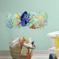 Roommates - Stickers géant Dory et Nemo Disney