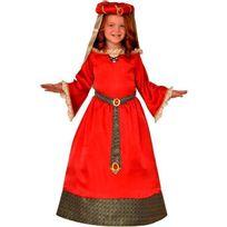 César - Robe princesse médiévale - 3 / 5 ans