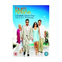 20th Century Fox - Burn Notice: Season 4 Import anglais