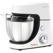 MOULINEX - Robot pâtissier Masterchef Gourmet QA5001B1