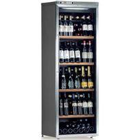 Calice - Cave à vin de service - 1 temp 138 bouteilles - Noir Aci-cal238P - Pose libre