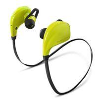 Energy Sistem - Ecouteurs Bt Sport Green -bluetooth et microphone