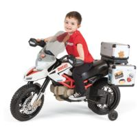 Peg Perego - Moto Ducati Hypermotard Cross 12 volts