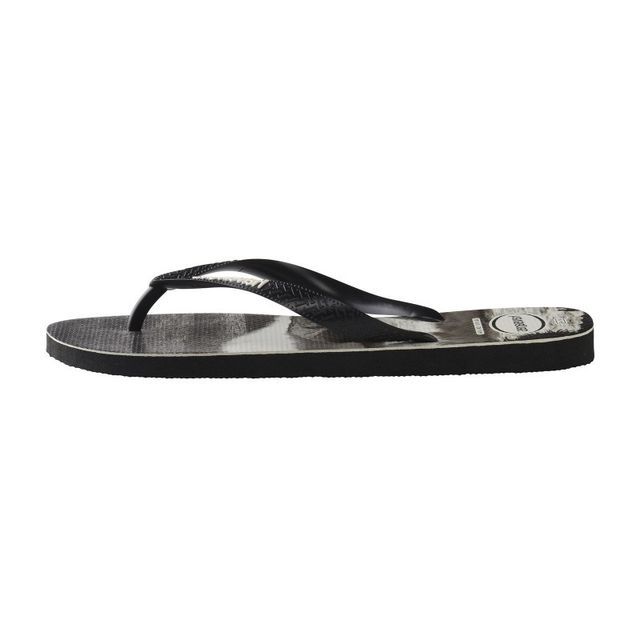 Tong Havaianas H.top Photo Print Black/