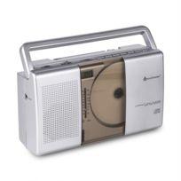 Soundmaster - Rcd1150 Radio Fm/AM Cd mobile argent
