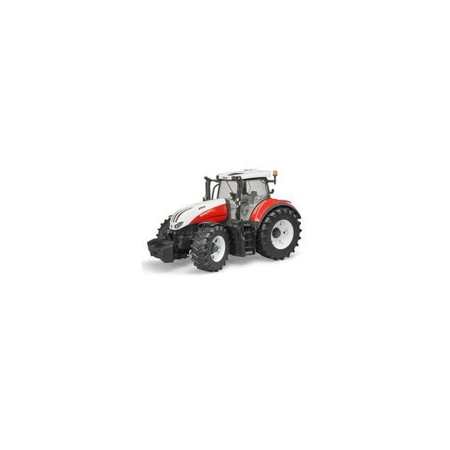 Bruder Tracteur Steyr 6300 terrus cvt