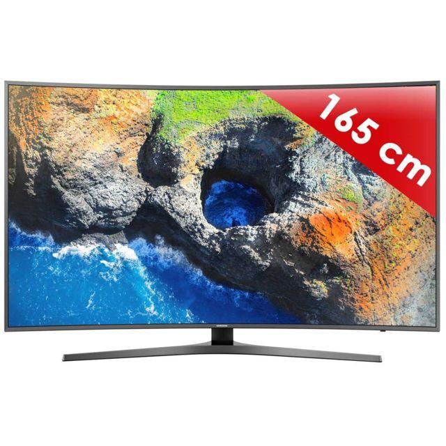 Samsung TV BRUN UE 65' MU 6645