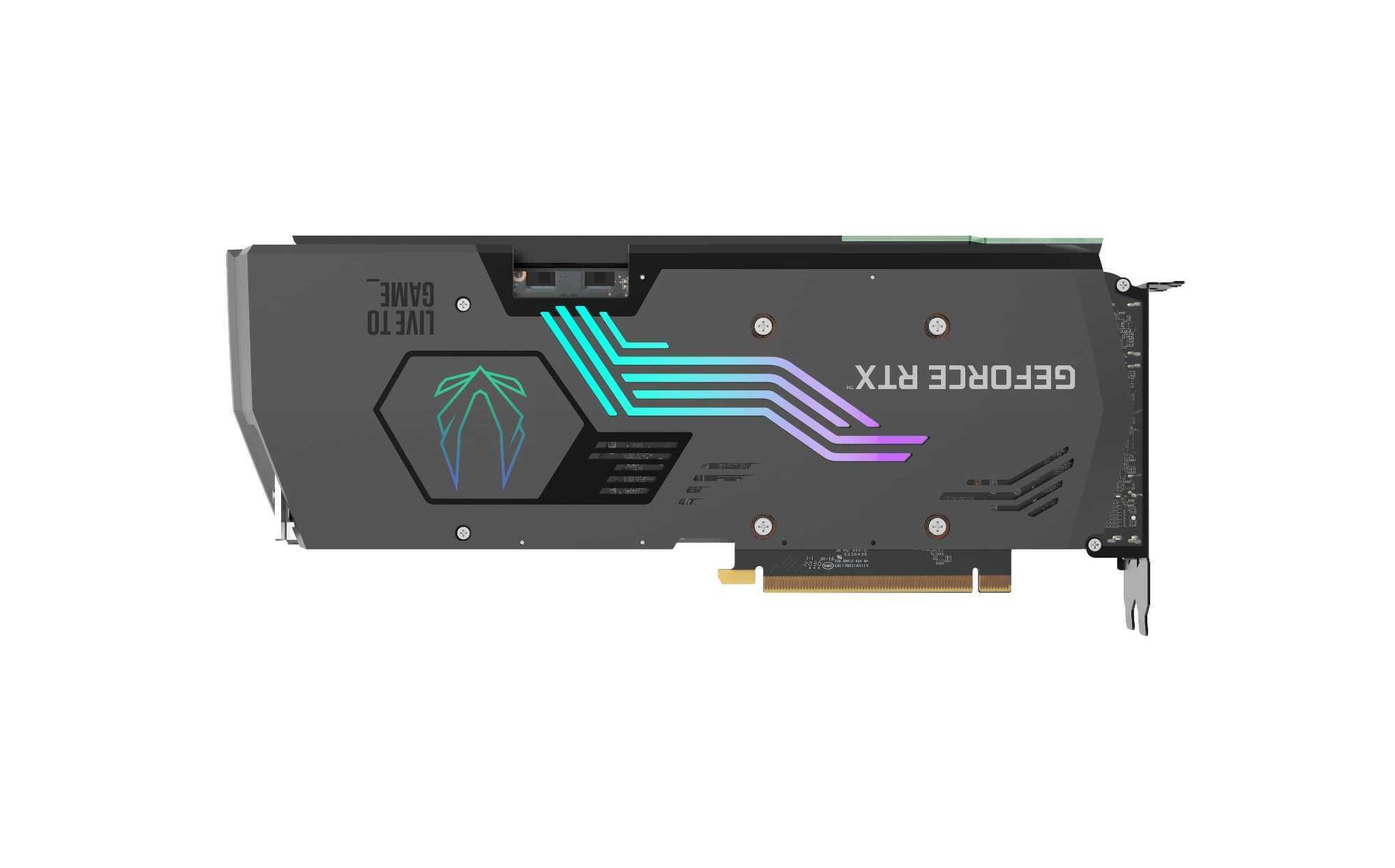 Carte graphique Geforce RTX 3080 AMP Holo Zotac Gaming