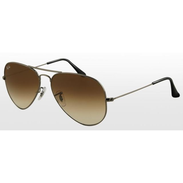 fd5f208401ca68 Ray-Ban - Rb3025 004 51 Taille 55 Gris - pas cher Achat   Vente ...